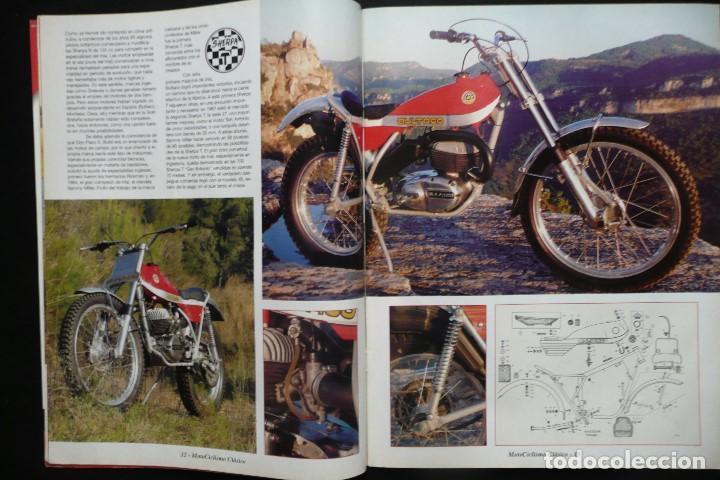Coches y Motocicletas: REVISTAS MOTOS- MOTOCICLISMO CLASICO Nº14 / Nº16 - Foto 6 - 136549254