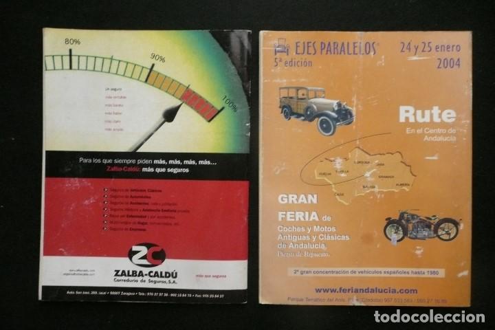 Coches y Motocicletas: REVISTAS MOTOS- MOTOCICLISMO CLASICO Nº14 / Nº16 - Foto 8 - 136549254