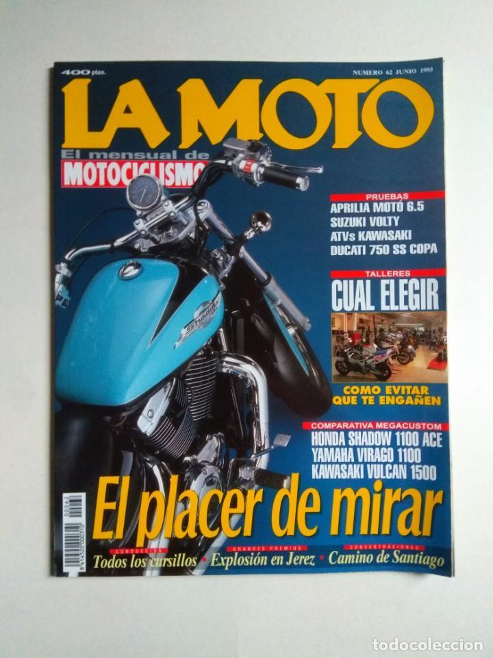 Revista La Moto Nº 62 Honda Vt Kawasaki Vn Vulc Buy Old Magazines