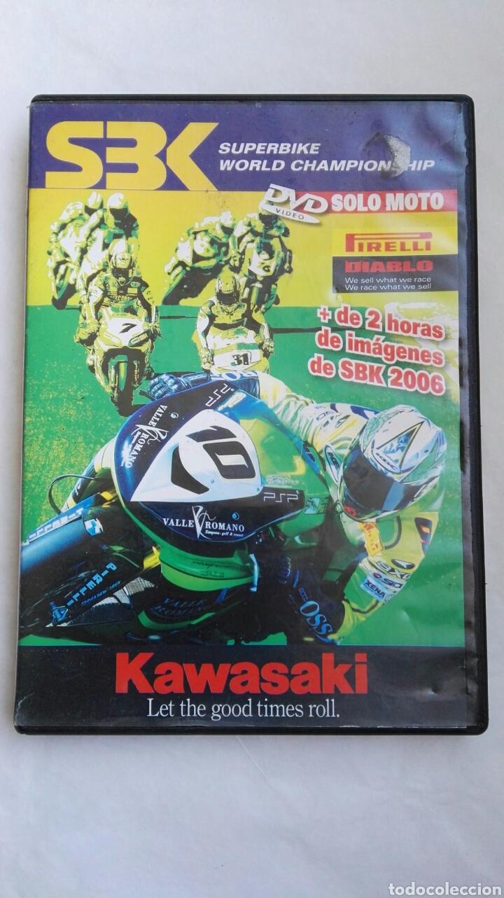 SBK SUPERBIKE 2006 DVD SOLO MOTO (Coches y Motocicletas - Revistas de Motos y Motocicletas)