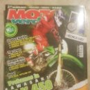 Coches y Motocicletas: REVISTA MOTO VERDE N° 347 AÑO 2007 ED.6.ENDURO RACING, TOP CROSS, COMP, TRIAL REPLICAS, QUAD.KAWA KL. Lote 137155094