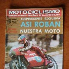 Coches y Motocicletas: MOTOCICLISMO Nº 525 AGOSTO 1977. Lote 137466662