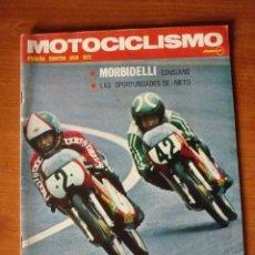 Coches y Motocicletas: MOTOCICLISMO 1ª QUINCENA JULIO 1973. Lote 137547022