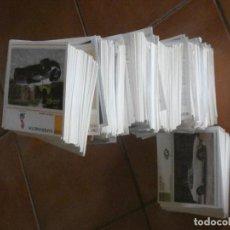 Coches y Motocicletas: LOTE DE CERCA DE 2000 FICHAS COCHES DE COLECCION PLANETA DE AGOSTINI AÑOS 90. Lote 138132426