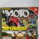 Coches y Motocicletas: REVISTA LA MOTO OCTUBRE 2005 SUPERBIKES. Lote 138524680