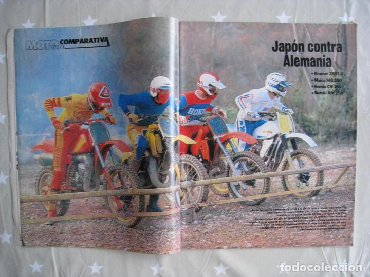 Coches y Motocicletas: REVISTA MOTO VERDE - Nº 57 - ABRIL 1983. - Foto 5 - 140950962