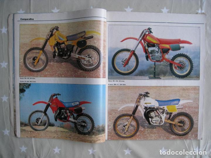 Coches y Motocicletas: REVISTA MOTO VERDE - Nº 57 - ABRIL 1983. - Foto 6 - 140950962