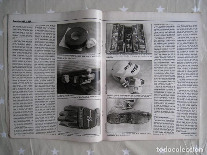 Coches y Motocicletas: REVISTA MOTO VERDE - Nº 57 - ABRIL 1983. - Foto 7 - 140950962