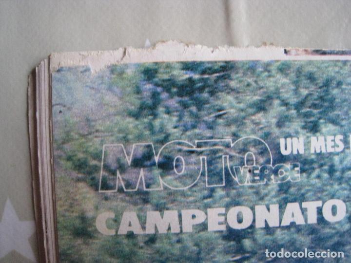 Coches y Motocicletas: REVISTA MOTO VERDE - Nº 57 - ABRIL 1983. - Foto 11 - 140950962