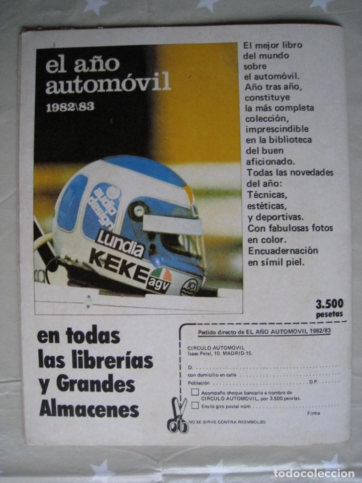 Coches y Motocicletas: REVISTA MOTO VERDE - Nº 57 - ABRIL 1983. - Foto 13 - 140950962