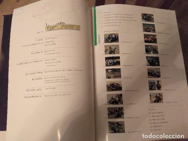Coches y Motocicletas: ESPECTACULAR Y GRAN TOMO GG.PP. MOTOCICLISMO 2004 CAMPEONES DEL MUNDO 125,250 MOTO GP,MICHELIN... - Foto 2 - 142240762