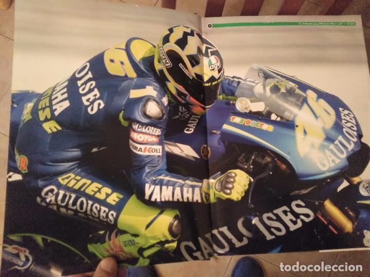 Coches y Motocicletas: ESPECTACULAR Y GRAN TOMO GG.PP. MOTOCICLISMO 2004 CAMPEONES DEL MUNDO 125,250 MOTO GP,MICHELIN... - Foto 6 - 142240762