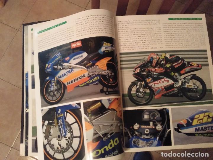 Coches y Motocicletas: ESPECTACULAR Y GRAN TOMO GG.PP. MOTOCICLISMO 2004 CAMPEONES DEL MUNDO 125,250 MOTO GP,MICHELIN... - Foto 9 - 142240762