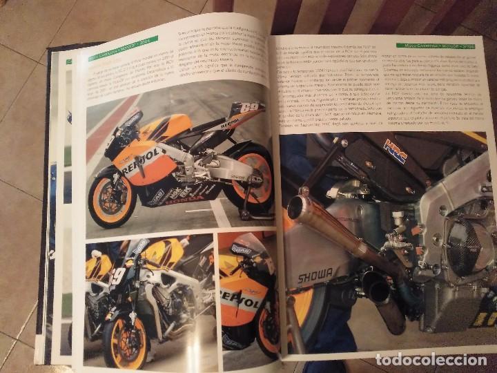 Coches y Motocicletas: ESPECTACULAR Y GRAN TOMO GG.PP. MOTOCICLISMO 2004 CAMPEONES DEL MUNDO 125,250 MOTO GP,MICHELIN... - Foto 10 - 142240762