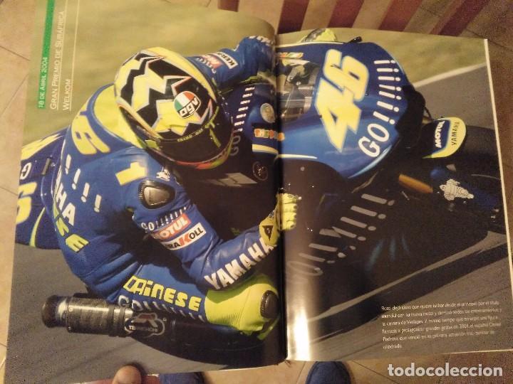Coches y Motocicletas: ESPECTACULAR Y GRAN TOMO GG.PP. MOTOCICLISMO 2004 CAMPEONES DEL MUNDO 125,250 MOTO GP,MICHELIN... - Foto 11 - 142240762