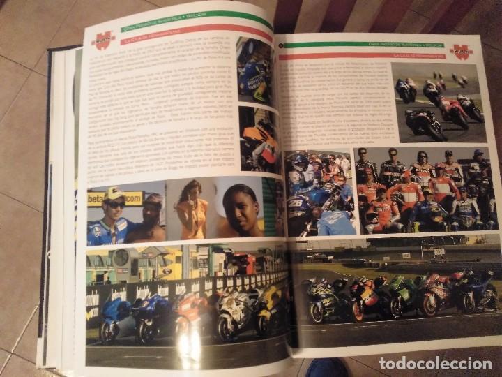 Coches y Motocicletas: ESPECTACULAR Y GRAN TOMO GG.PP. MOTOCICLISMO 2004 CAMPEONES DEL MUNDO 125,250 MOTO GP,MICHELIN... - Foto 13 - 142240762
