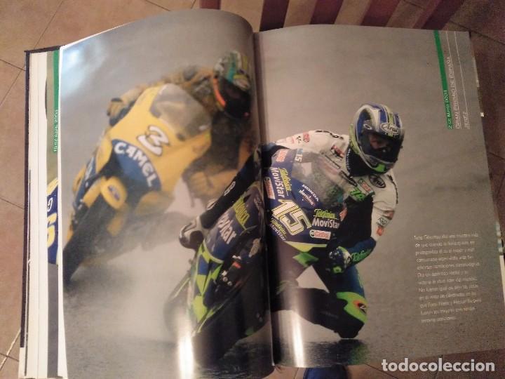 Coches y Motocicletas: ESPECTACULAR Y GRAN TOMO GG.PP. MOTOCICLISMO 2004 CAMPEONES DEL MUNDO 125,250 MOTO GP,MICHELIN... - Foto 15 - 142240762