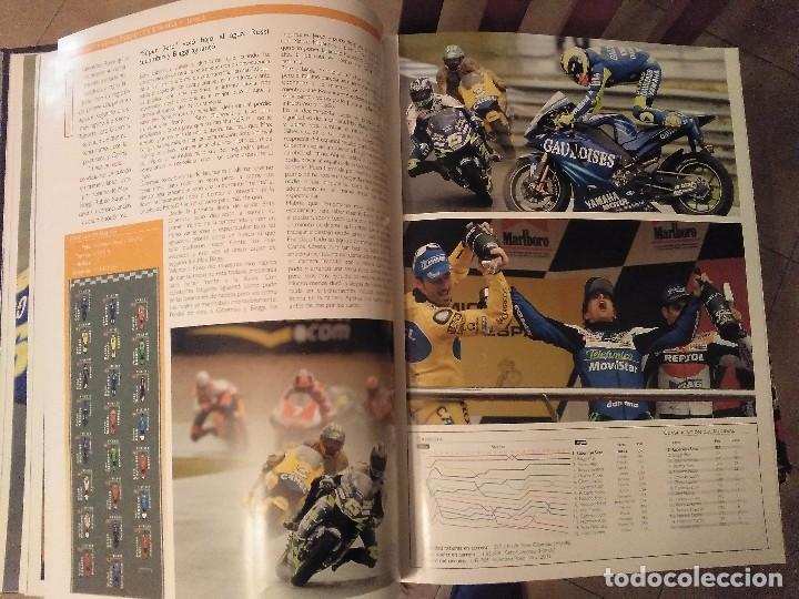 Coches y Motocicletas: ESPECTACULAR Y GRAN TOMO GG.PP. MOTOCICLISMO 2004 CAMPEONES DEL MUNDO 125,250 MOTO GP,MICHELIN... - Foto 17 - 142240762