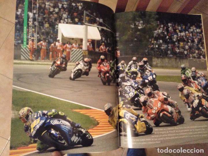 Coches y Motocicletas: ESPECTACULAR Y GRAN TOMO GG.PP. MOTOCICLISMO 2004 CAMPEONES DEL MUNDO 125,250 MOTO GP,MICHELIN... - Foto 19 - 142240762