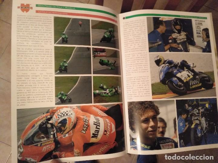 Coches y Motocicletas: ESPECTACULAR Y GRAN TOMO GG.PP. MOTOCICLISMO 2004 CAMPEONES DEL MUNDO 125,250 MOTO GP,MICHELIN... - Foto 20 - 142240762