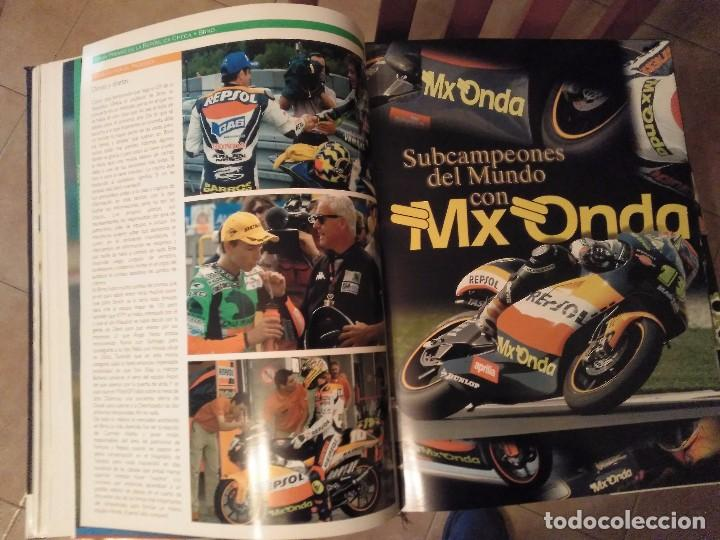 Coches y Motocicletas: ESPECTACULAR Y GRAN TOMO GG.PP. MOTOCICLISMO 2004 CAMPEONES DEL MUNDO 125,250 MOTO GP,MICHELIN... - Foto 34 - 142240762
