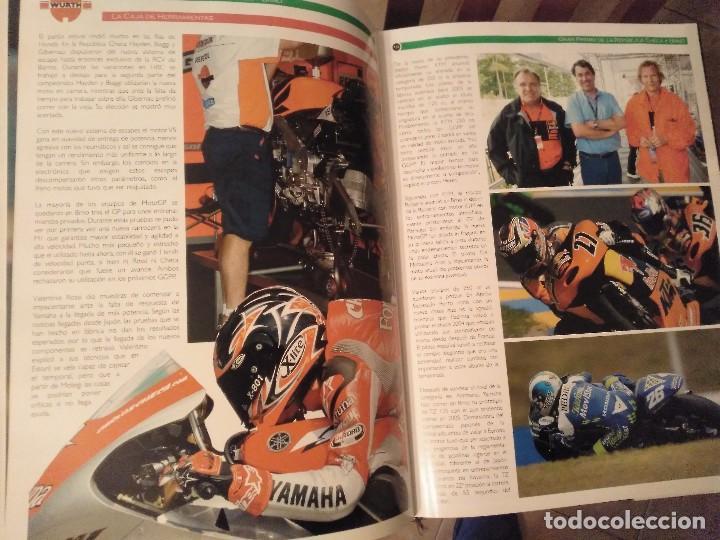 Coches y Motocicletas: ESPECTACULAR Y GRAN TOMO GG.PP. MOTOCICLISMO 2004 CAMPEONES DEL MUNDO 125,250 MOTO GP,MICHELIN... - Foto 35 - 142240762