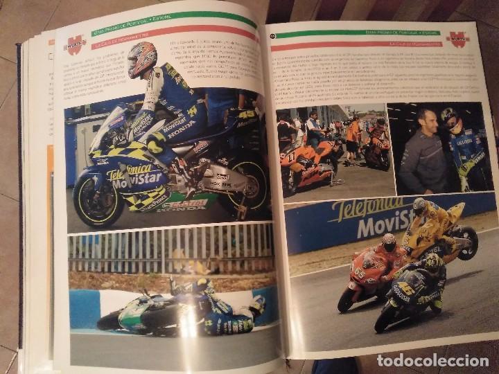 Coches y Motocicletas: ESPECTACULAR Y GRAN TOMO GG.PP. MOTOCICLISMO 2004 CAMPEONES DEL MUNDO 125,250 MOTO GP,MICHELIN... - Foto 37 - 142240762