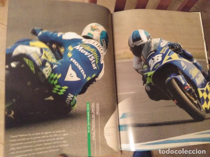 Coches y Motocicletas: ESPECTACULAR Y GRAN TOMO GG.PP. MOTOCICLISMO 2004 CAMPEONES DEL MUNDO 125,250 MOTO GP,MICHELIN... - Foto 38 - 142240762