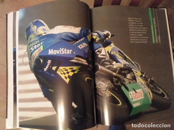 Coches y Motocicletas: ESPECTACULAR Y GRAN TOMO GG.PP. MOTOCICLISMO 2004 CAMPEONES DEL MUNDO 125,250 MOTO GP,MICHELIN... - Foto 40 - 142240762