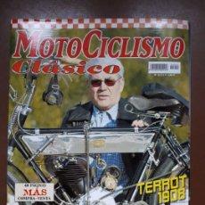 Coches y Motocicletas: MOTOCICLISMO CLÁSICO Nº42. Lote 142500134