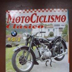 Coches y Motocicletas: MOTOCICLISMO CLÁSICO Nº46. Lote 142502182