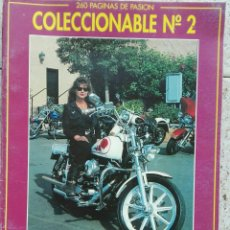 Coches y Motocicletas: REVISTA FREEWAY COLECCIONABLE N 2 HARLEY CHOPPER AND CUSTOM MAGAZINE. Lote 143104921