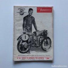 Coches y Motocicletas: REVISTA ESPAÑA MOTOCICLISTA 36. Lote 143134636