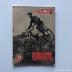 Coches y Motocicletas: REVISTA ESPAÑA MOTOCICLISTA 82. Lote 143134820