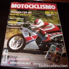 Coches y Motocicletas: REVISTA MOTOCICLISMO Nº 1180, DEL 4 DE OCTUBRE DE 1990. Lote 143828790