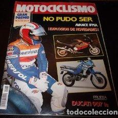 Coches y Motocicletas: REVISTA MOTOCICLISMO Nº 1178, DEL 20 DE SEPTIEMBRE DE 1990. Lote 143829510