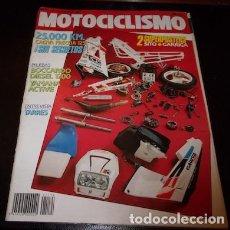 Coches y Motocicletas: REVISTA MOTOCICLISMO Nº 1174, DEL 23 DE AGOSTO DE 1990. Lote 143831082