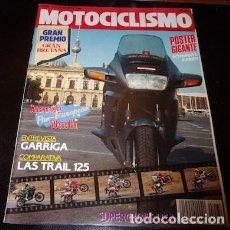 Coches y Motocicletas: REVISTA MOTOCICLISMO Nº 1172, DEL 9 DE AGOSTO DE 1990. Lote 143831242