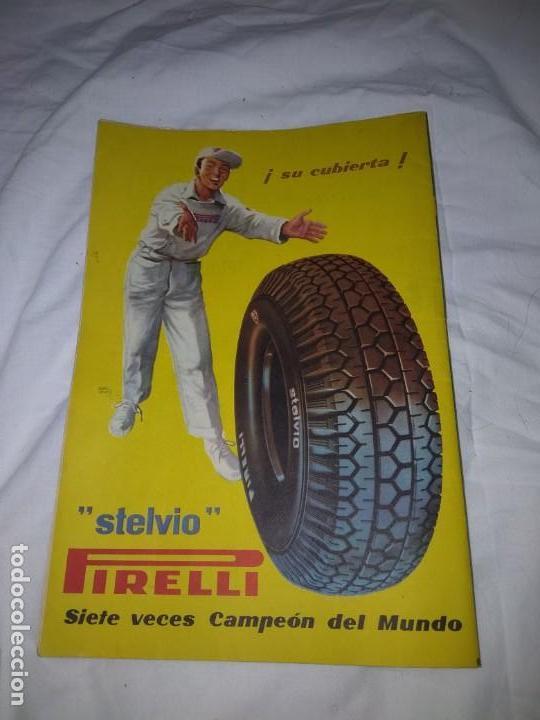 Coches y Motocicletas: Rareza Revista R. Moto club de Andalucía, circuito Sevilla 1959 - Foto 23 - 144378674