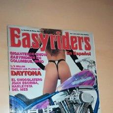 Coches y Motocicletas: REVISTA EASYRIDERS 253 JULIO 1994. Lote 144718734