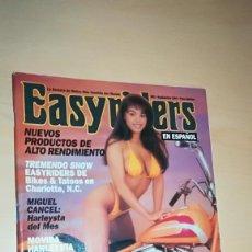 Coches y Motocicletas: REVISTA EASYRIDERS 255 SEPTIEMBRE 1994. Lote 144718806