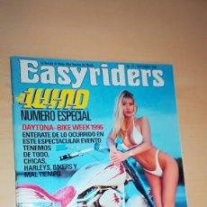 Coches y Motocicletas: REVISTA EASYRIDERS 77 SEPTIEMBRE 1996. Lote 144718902