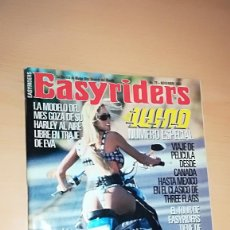 Coches y Motocicletas: REVISTA EASYRIDERS 78 NOVIEMBRE 1996. Lote 144718946