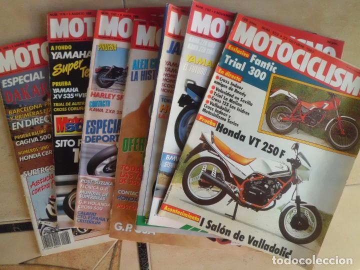 Coches y Motocicletas: 21 REVISTAS MOTOCICLISMO AÑOS 80 - Foto 2 - 146587990