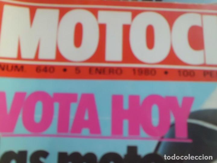 Coches y Motocicletas: 21 REVISTAS MOTOCICLISMO AÑOS 80 - Foto 4 - 146587990