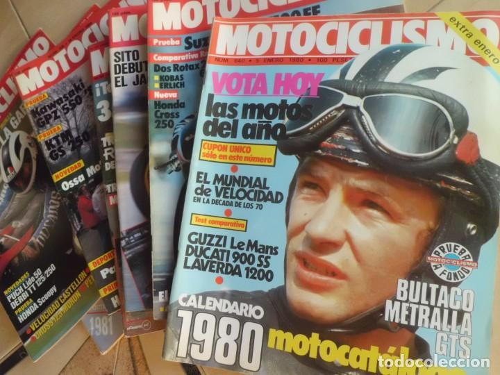 Coches y Motocicletas: 21 REVISTAS MOTOCICLISMO AÑOS 80 - Foto 5 - 146587990