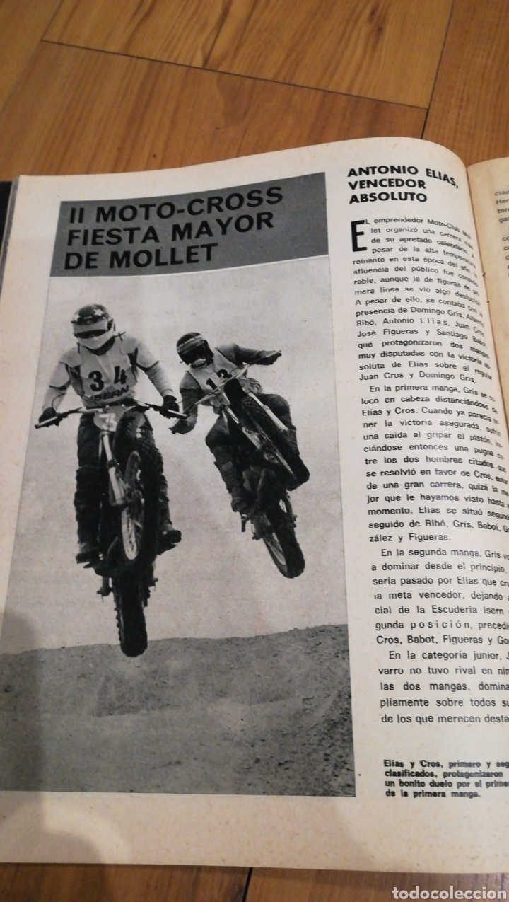 Coches y Motocicletas: Motociclismo Montesa Yamaha Osa - Foto 4 - 146788353