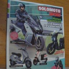 Coches y Motocicletas: REVISTA SOLOMOTO BY SPORT . Lote 147219150