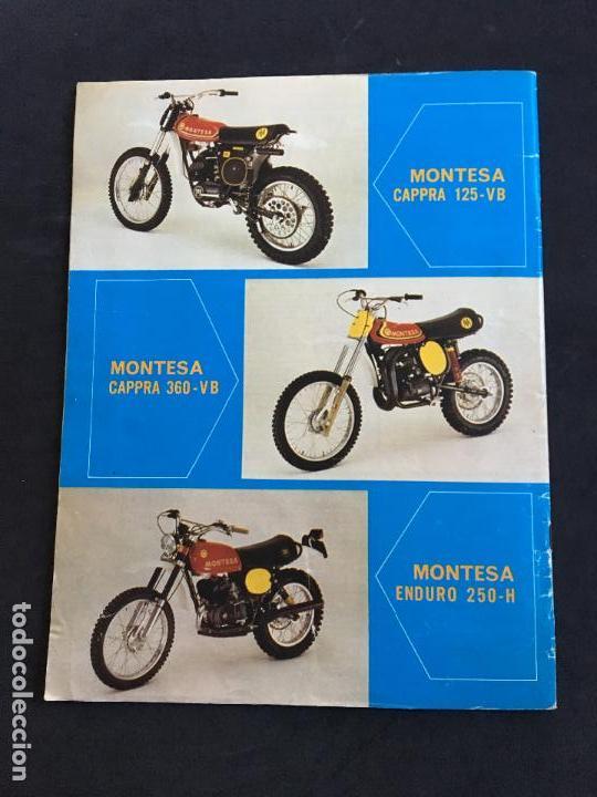 Coches y Motocicletas: REVISTA MOTOCICLISMO Nº 477 DE 1976 MONTESA ENDURO 75 y 125-ducati 500 twin-kawasaki z-650 - Foto 2 - 147821918