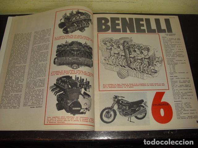 Coches y Motocicletas: MOTO REVUE Nº 2099 - AÑO 1972 - PRUEBA BMW R75/5 - BENELLI 750 6 CILINDROS. - Foto 4 - 148678498